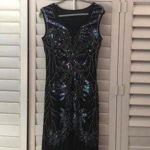 Dresses - Floor length 20's inspired dress